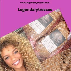 Legendarytresses curly 613/30